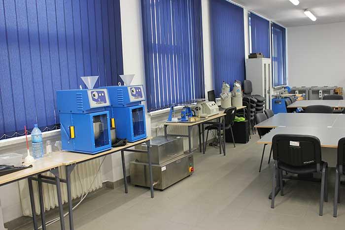 Civil Construction - Building laboratory - Silesia province, Katowice