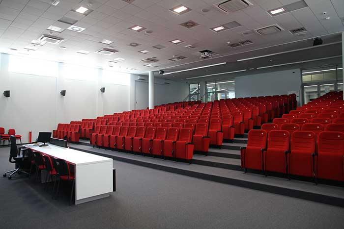 Spatial Development - Main lecture hall - Silesia province, Katowice