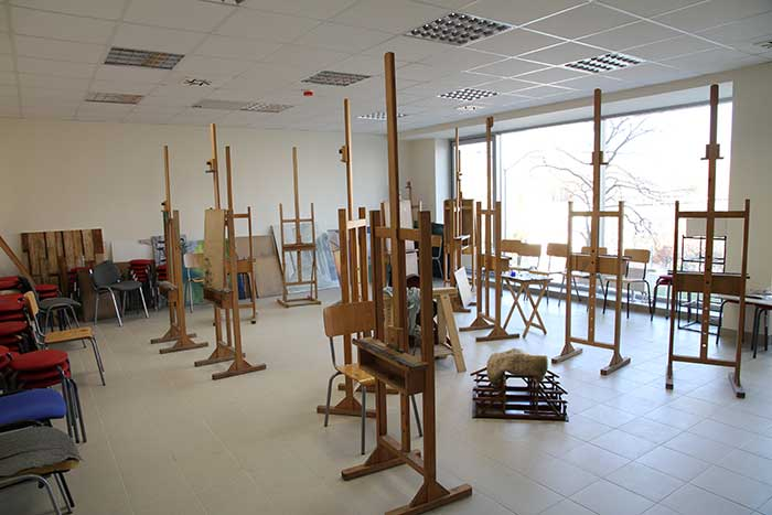 Graphics - Drawing and painting workshop - Silesia province, Katowice