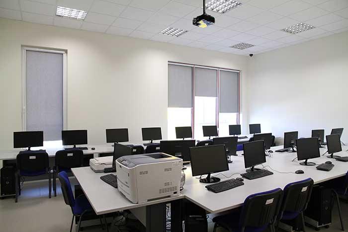 Computer lab - Silesia province, Katowice
