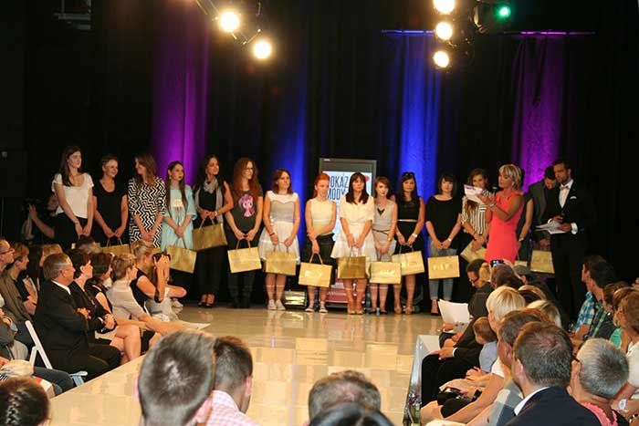 Fashion Design - Fashion show finale - Silesia province, Katowice