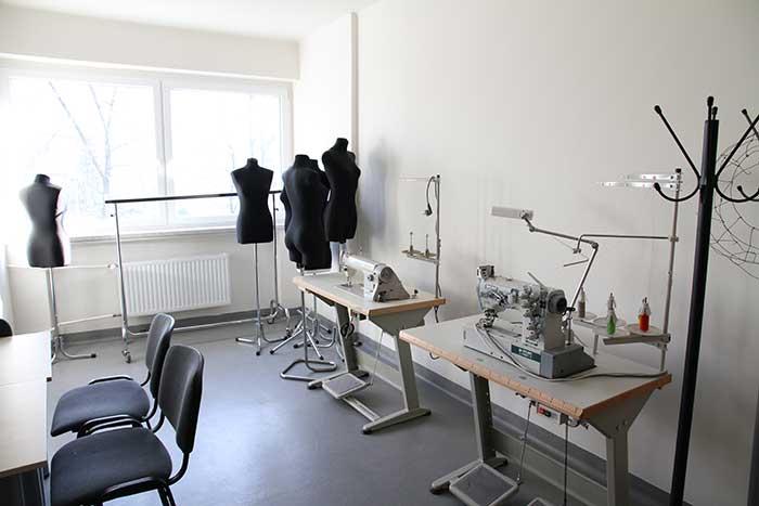 Fashion Design - Laboratory of experimental workshop - Silesia province, Katowice