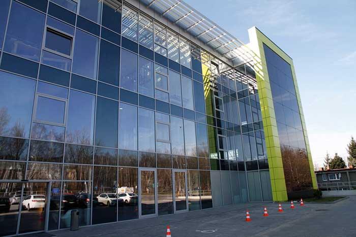 Science and Technologdy Park Silesia - Śląskie - Katowice