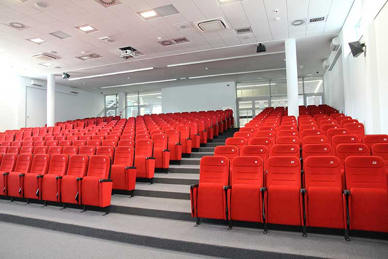 Main lecture hall - Śląsk - Katowice