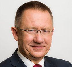 Chancellor - mgr inż. arch. Arkadiusz Hołda